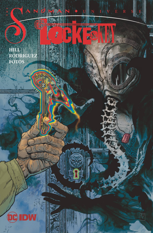 Locke & Key / Sandman: Hell & Gone #1 (J.H. Williams III Cover)