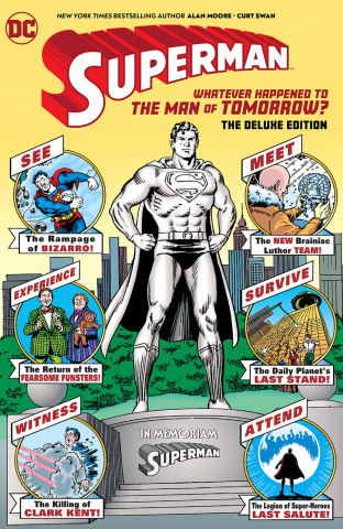 Superman: Whatever Happened to the Man of Tomorrow? (Deluxe 2020 Edition)