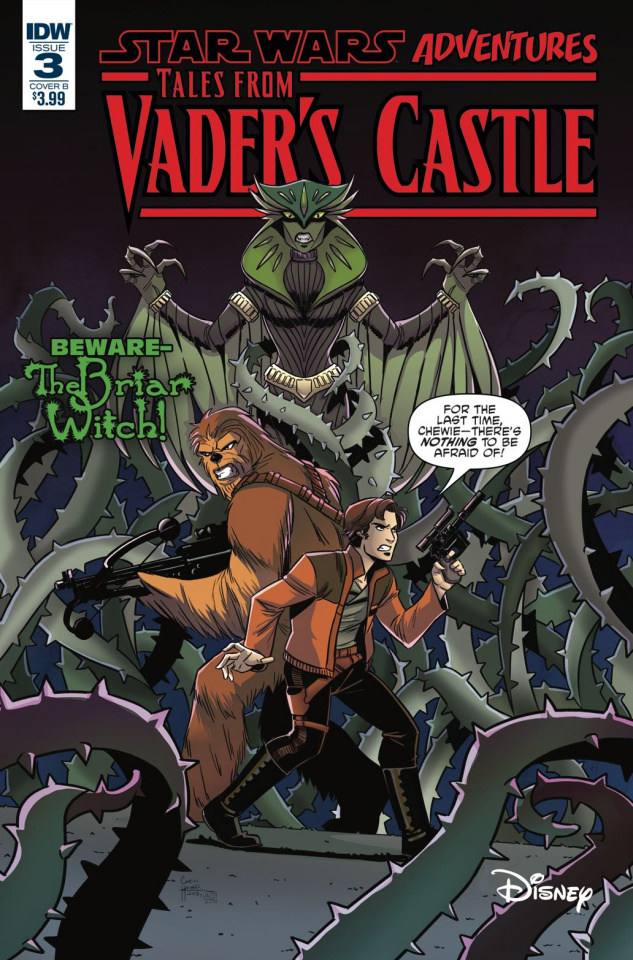 Star Wars: Tales From Vader's Castle #3 (Howell Cover)