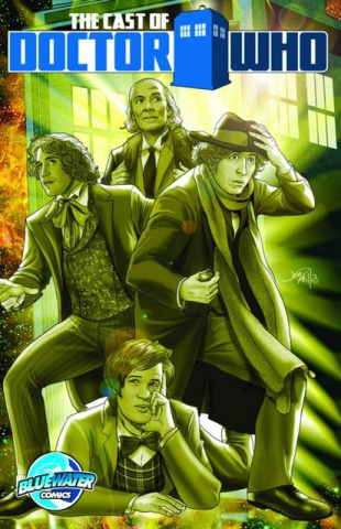 Orbit: The Cast of Doctor Who Black Market Edition
