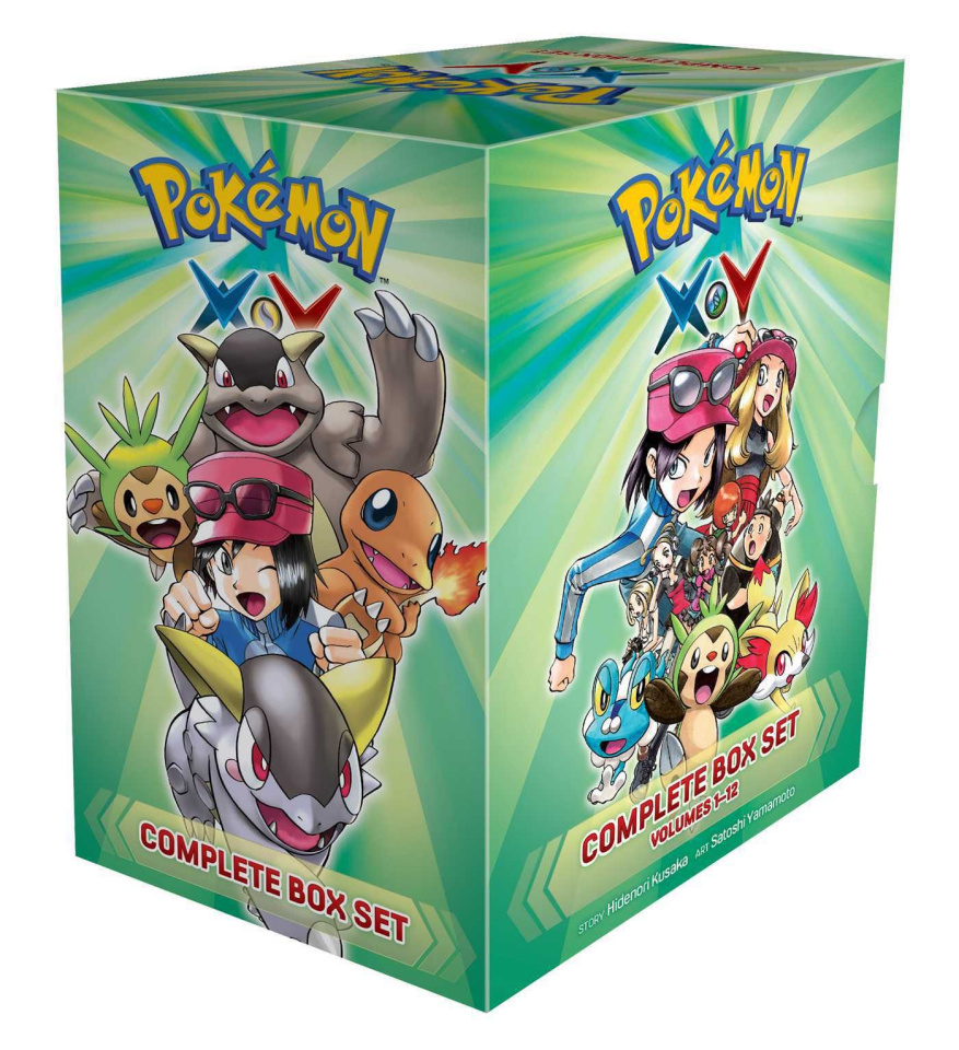 Pokemon XY Complete Box Set