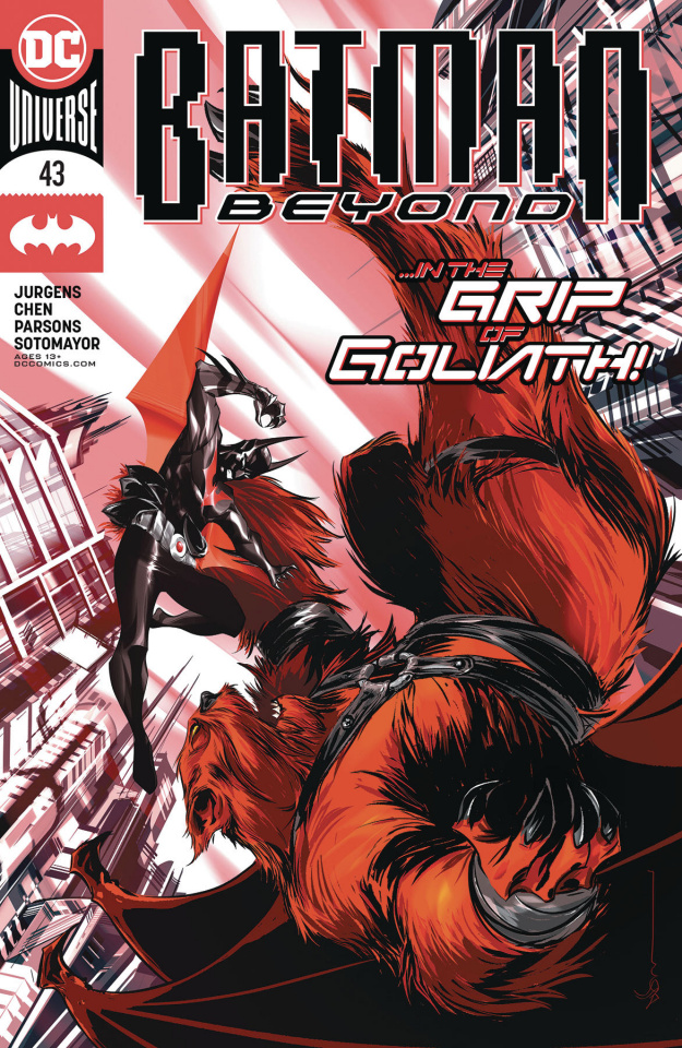 Batman Beyond #43