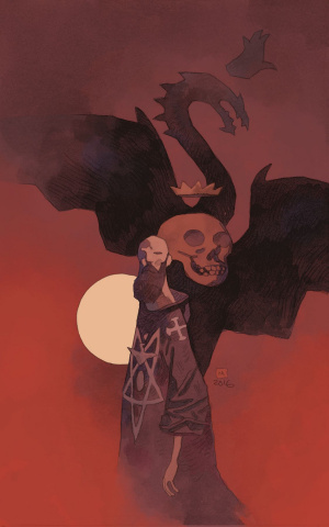 Rasputin: Voice of the Dragon #1 (Variant Cover)