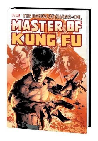 Shang-Chi: Master of Kung Fu Vol. 3 (Deodato Cover)