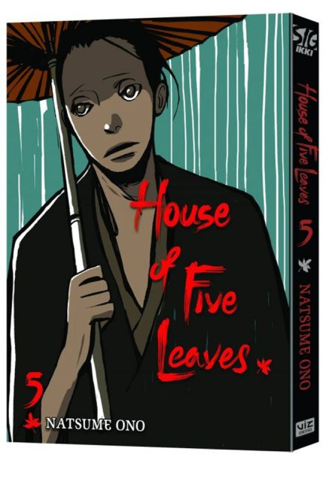 House of Five Leaves Vol. 5