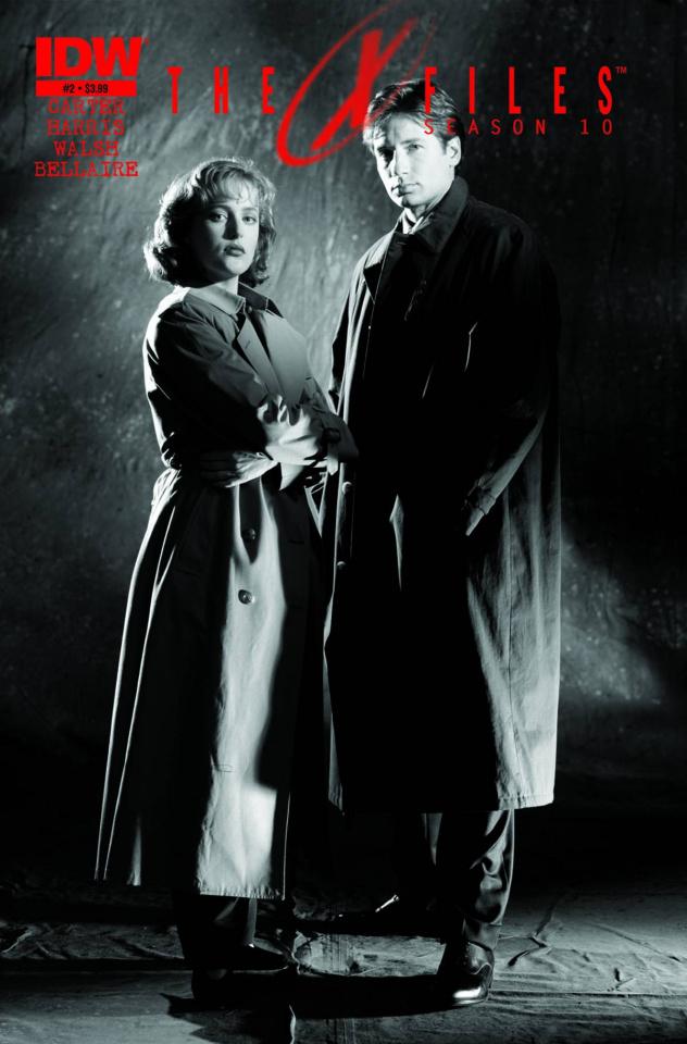 The X-Files, Season 10 #2 (3rd Printing)