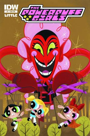 The Powerpuff Girls #4