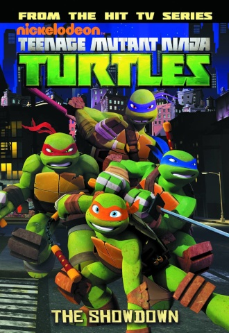 Teenage Mutant Ninja Turtles Animated Vol. 3: The Showdown