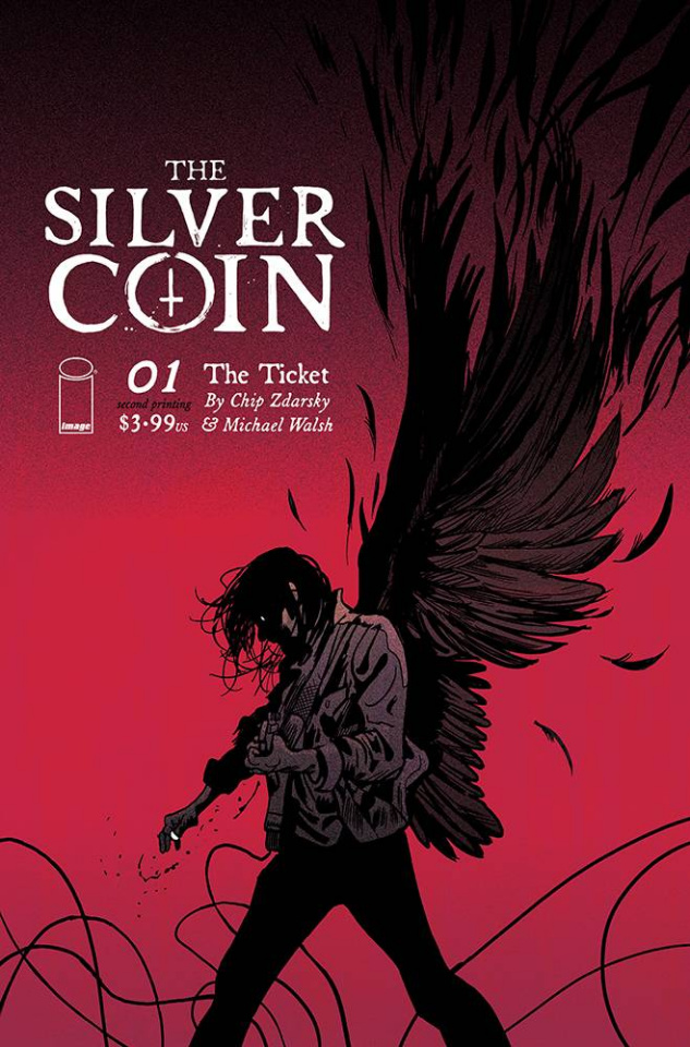 The Silver Coin #1 (2nd Printing)