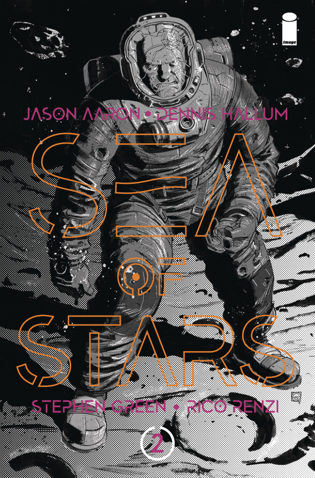 Sea of Stars #2 (2nd Printing)