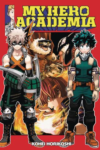 My Hero Academia Vol. 13