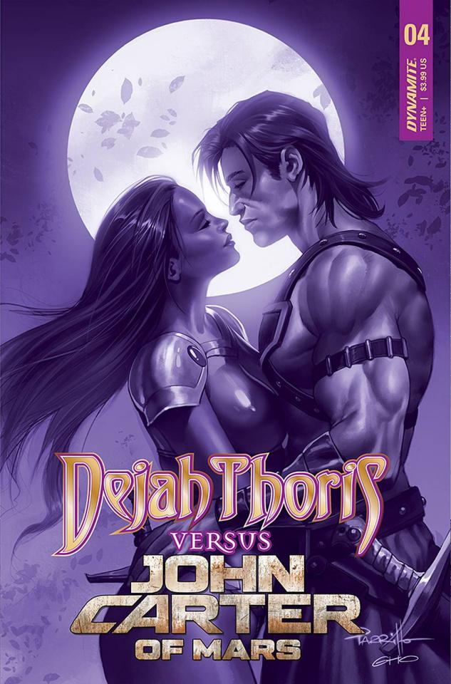 Dejah Thoris vs. John Carter of Mars #4 (15 Copy Cover)