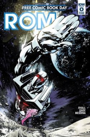 Rom: Space Knight #0 (FCBD 2016 Edition)