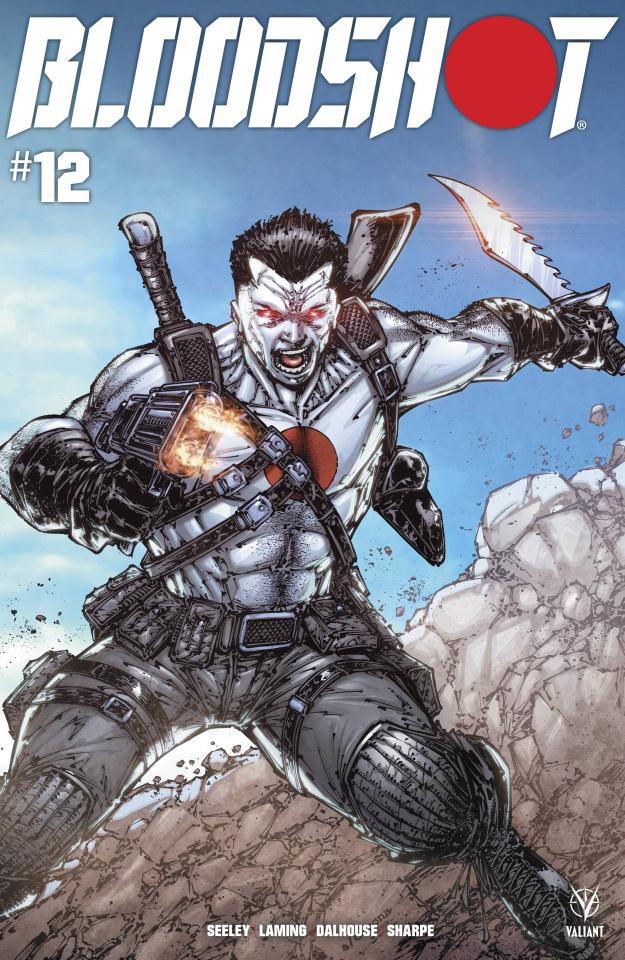 Bloodshot #12 (Corona Cover)