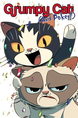 Grumpy Cat Vol. 2: Grumpy Cat (And Pokey!)