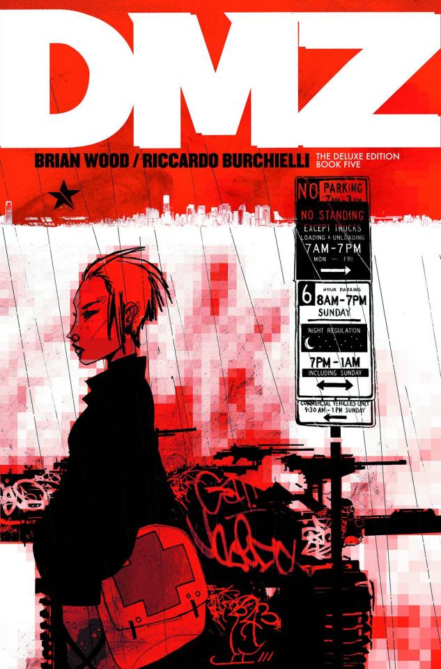 DMZ Book 5 (Deluxe Edition)