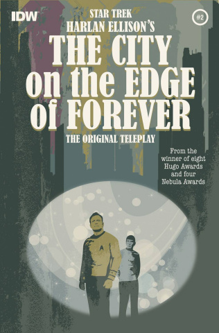 Star Trek: The City on the Edge of Forever #2