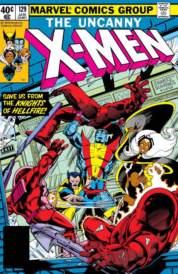 X-Men: Kitty Pryde & Emma Frost #1 (True Believers)