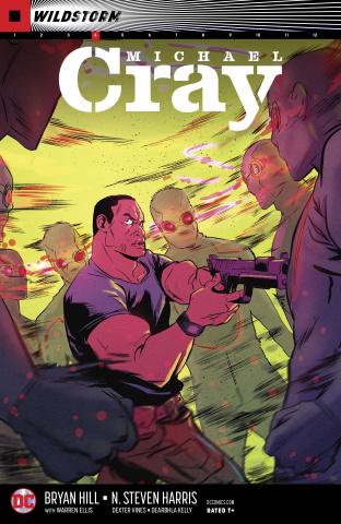 Wildstorm: Michael Cray #4 (Variant Cover)