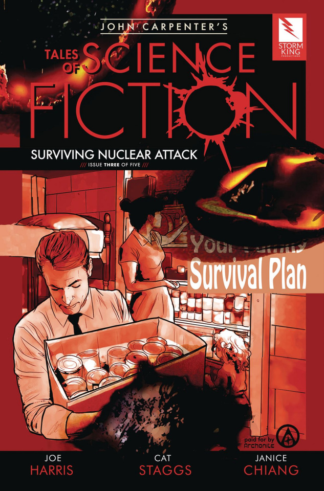 Tales of Science Fiction: Surviving Nuclear Attack #3