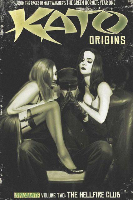 Kato Origins Vol. 2: The Hellfire Club