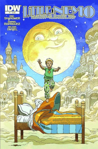 Little Nemo: Return to Slumberland #1 (2nd Printing)