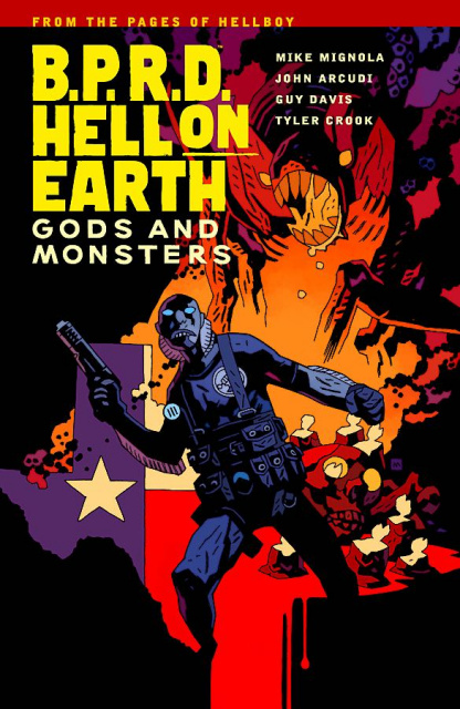B.P.R.D.: Hell on Earth Vol. 2: Gods and Monsters