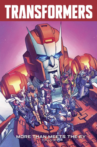 The Transformers: More Than Meets the Eye Vol. 8