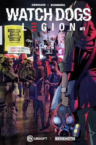 Watch Dogs: Legion #1 (Massaggia Cover)