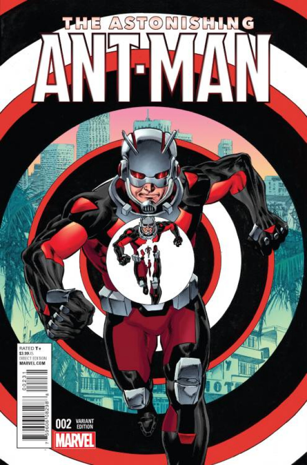 Astonishing Ant-Man #2 (Perkins Cover)