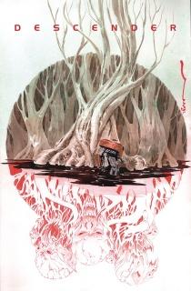Descender #24 (Nguyen Cover)