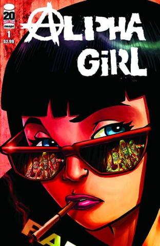Alpha Girl #1