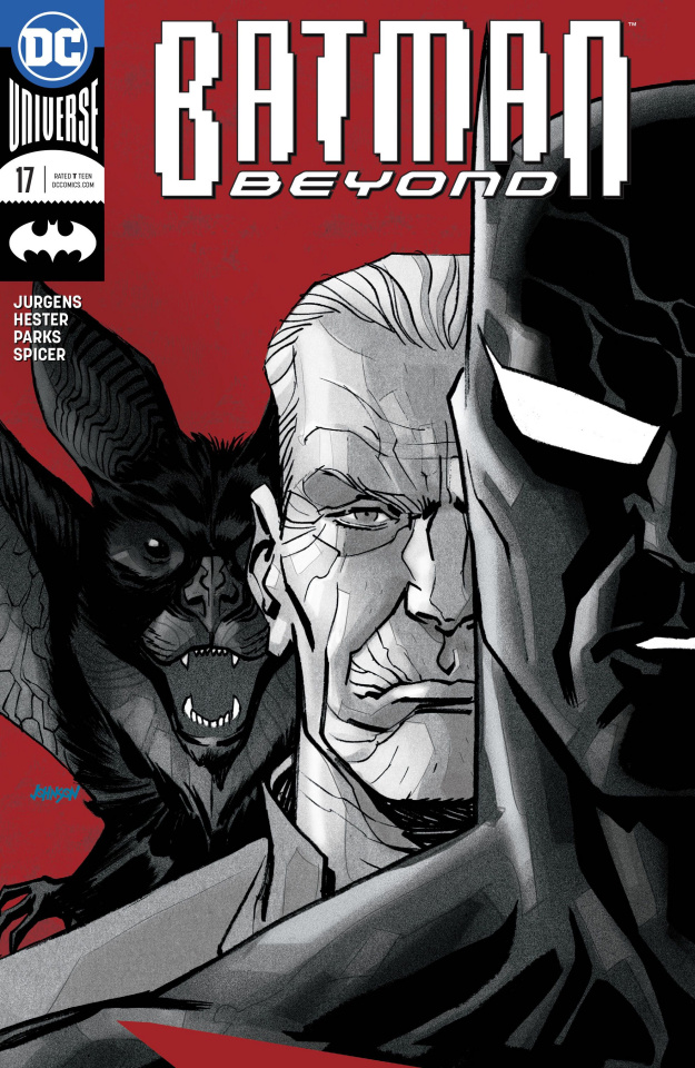 Batman Beyond #17 (Variant Cover)