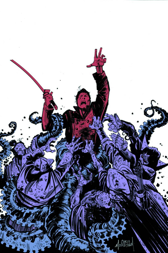 Five Ghosts: The Haunting of Fabian Gray #4