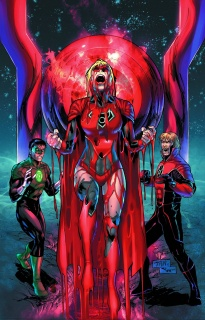 Green Lantern: Red Lanterns #28
