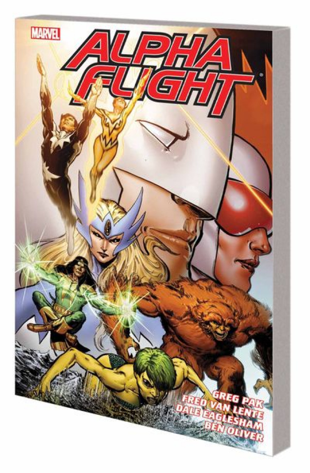 Alpha Flight by Pak and Van Lente