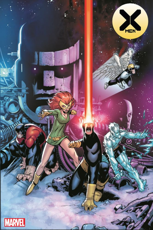 X-Men #1 (Bachalo Hidden Gem Cover)