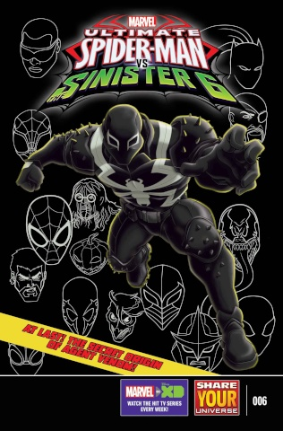 Marvel Universe: Ultimate Spider-Man vs. The Sinister 6 #6