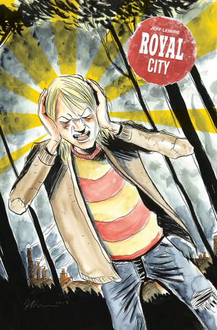 Royal City #7 (Lemire Cover)