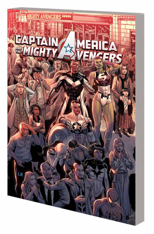 Captain America and the Mighty Avengers: Last Days Vol. 2