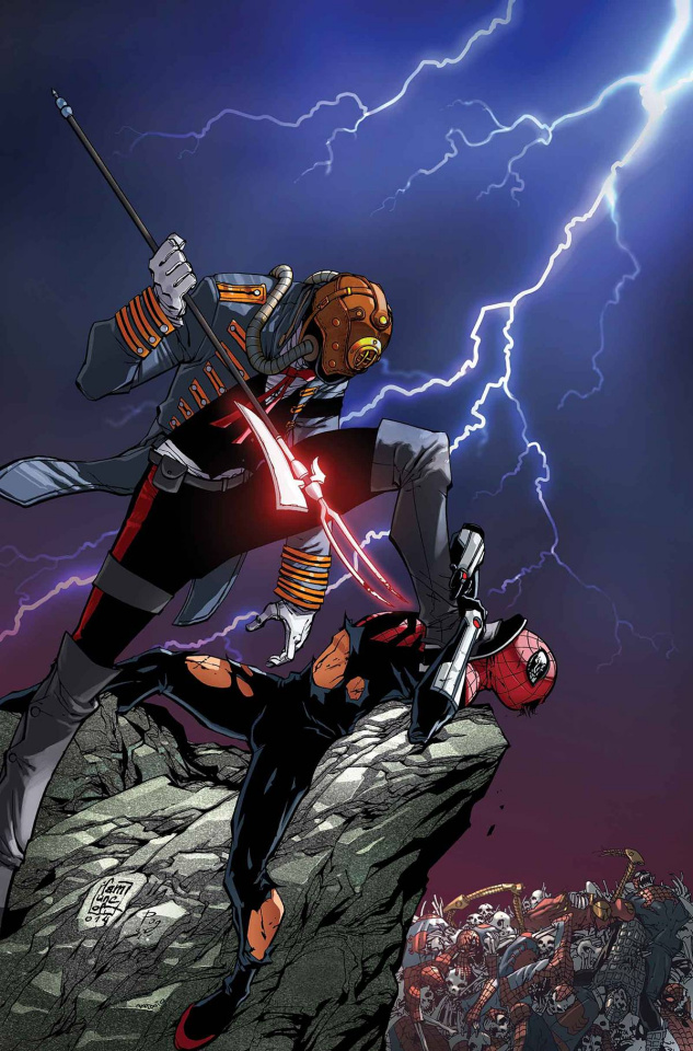 The Superior Spider-Man #33