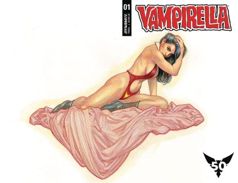 Vampirella #1 (Cho Cover)