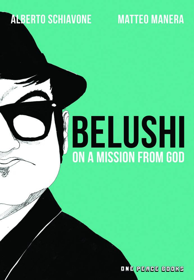 Belushi: On a Mission from God
