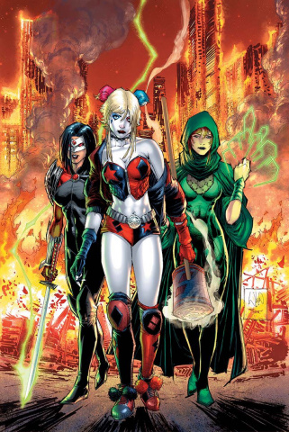 Suicide Squad #13 (Variant Cover)