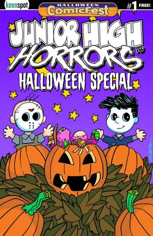 Junior High Horrors Halloween Special #1 (Halloween Comic Fest)