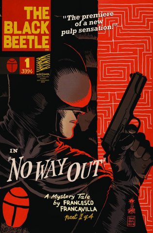The Black Beetle #1 (No Way Out)