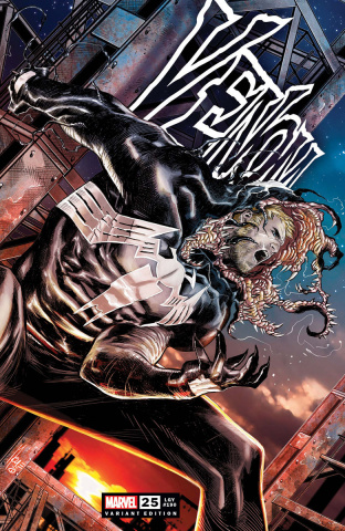 Venom #25 (Checchetto Cover)