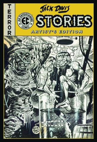 Jack Davis: EC Stories Artist Edition