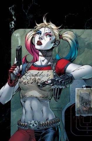 Harley Quinn 25th Anniversary Special #1 (Lee Cover)