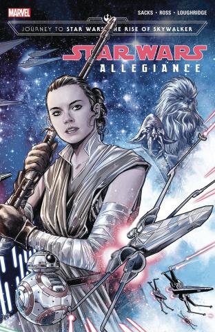 Journey to Star Wars: The Rise of Skywalker - Allegiance Vol. 1